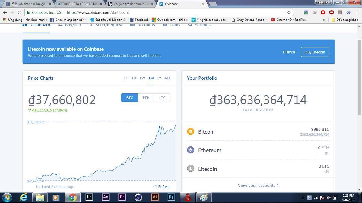 Trở thành tỉ phú Bitcoin sau một cái cmt chơi của 7 năm về trước