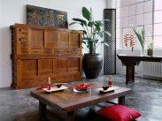 Sắp xếp, bài trí cây xanh trong nhà để thu hút vận may, tài lộc